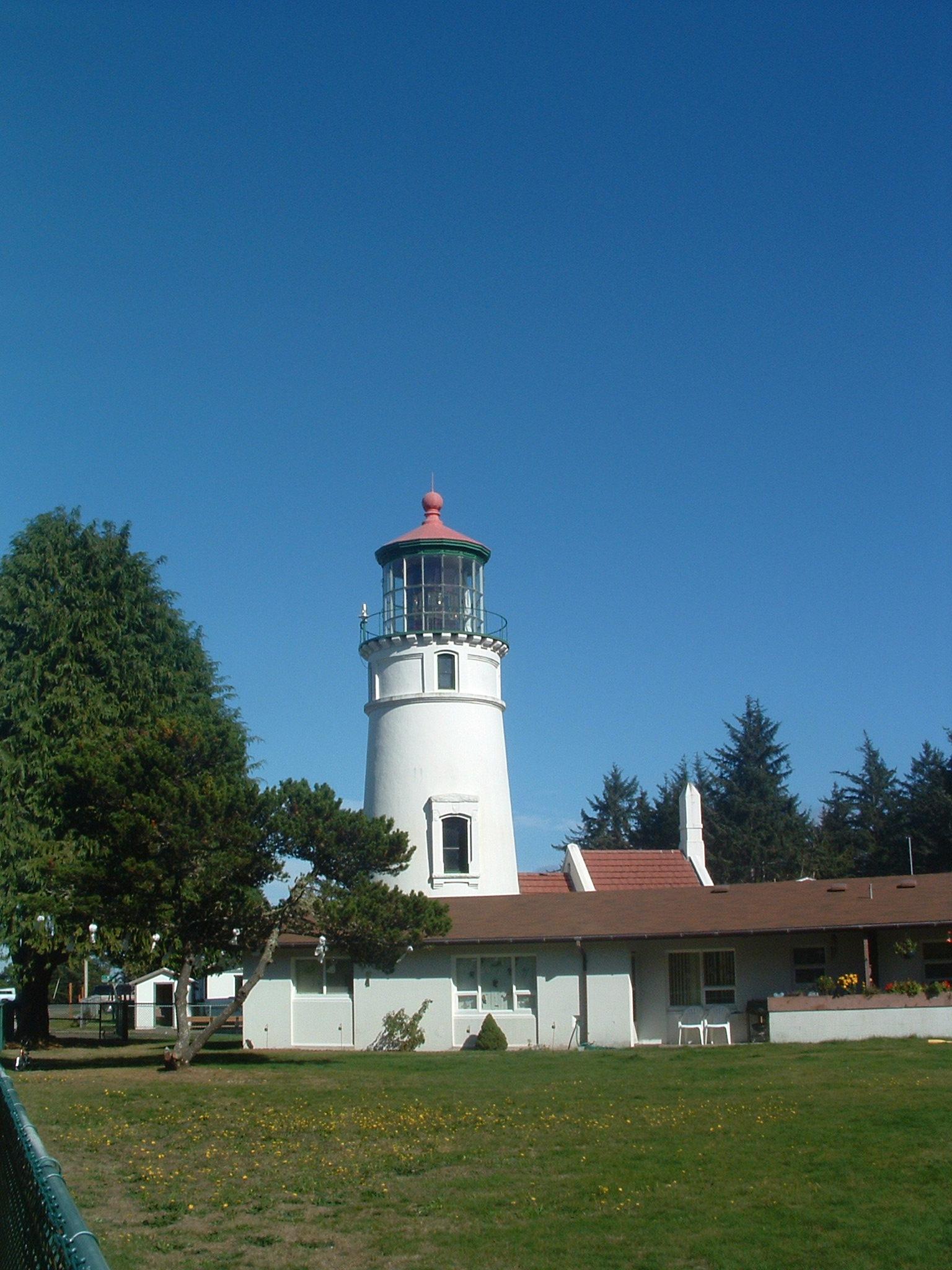 Umpqua River Lighthouse Umpqua River Lighthouse Museum